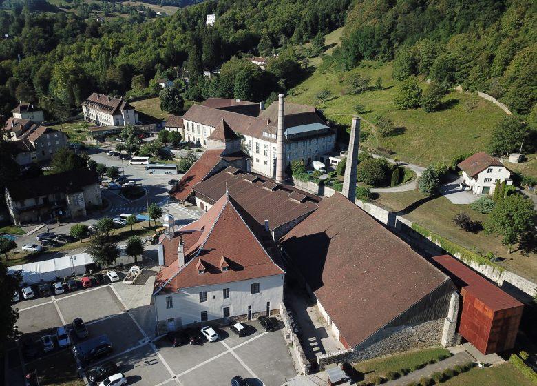 La Grande Saline de Salins-les-Bains