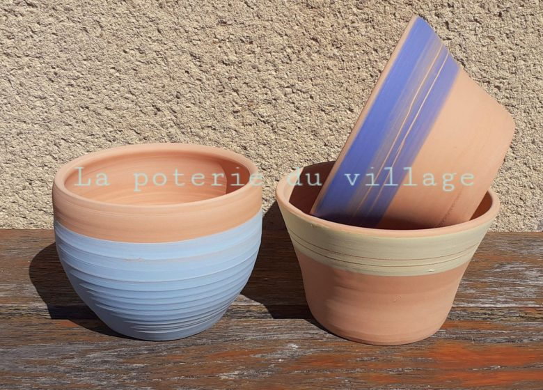 La poterie du village
