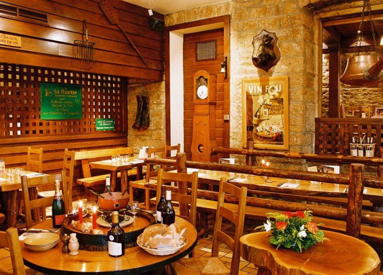 La Finette Taverne d'Arbois