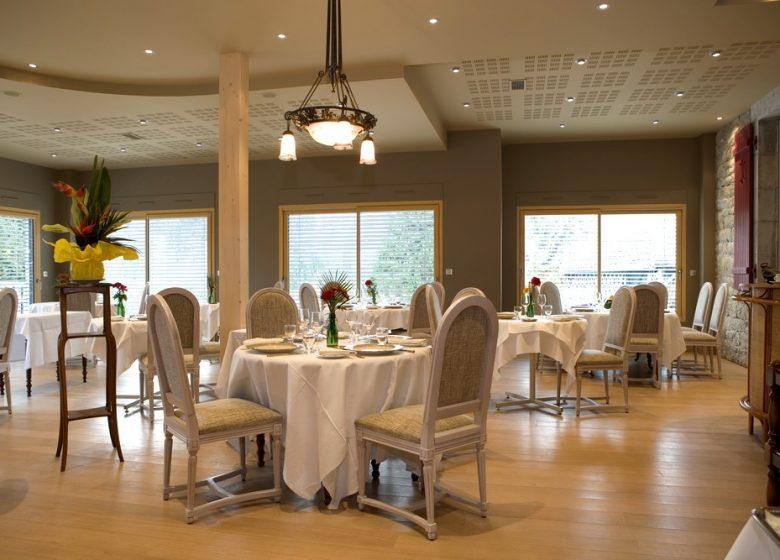 Restaurant Les Caudalies