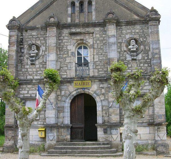Mairie de mathenay
