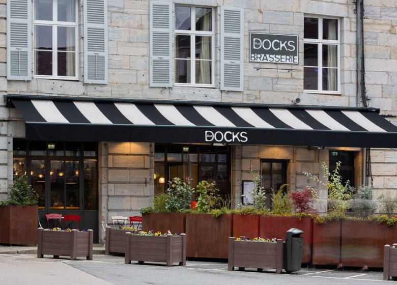 Aux Docks Brasserie