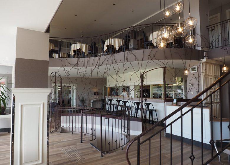 Hôtel restaurant – le domaine du Revermont