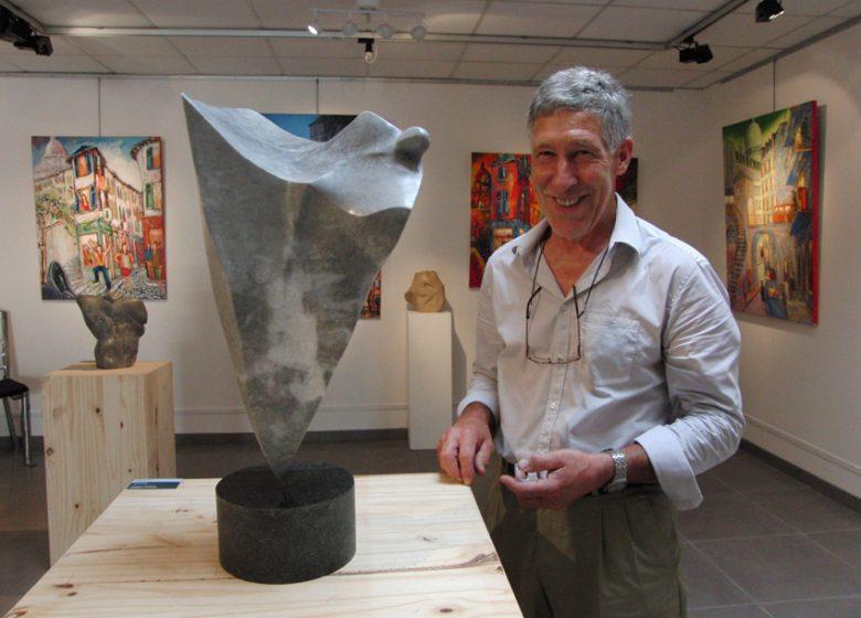 Sculpteur Jacques Thibaut