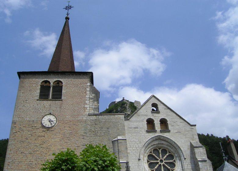 Collégiale Saint Anatoile