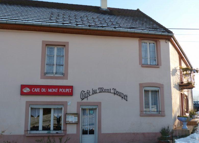 Bar Restaurant Café du Mont Poupet