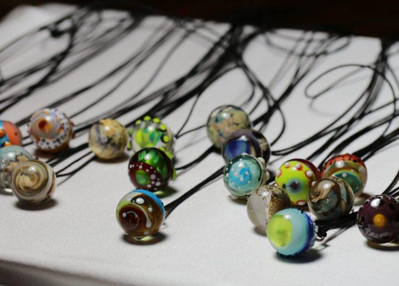 Perlière d'art Mina Dangon