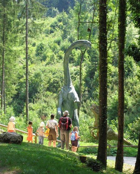 Parc dino-zoo