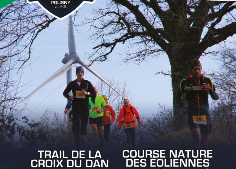 Trail de la Croix du Dan et course nature des éoliennes