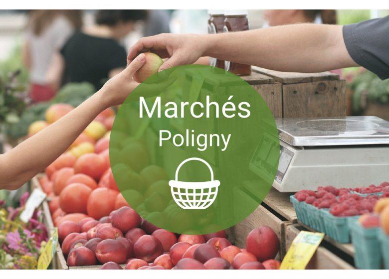 Marchés de Poligny